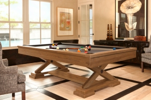 Brixton billiards table