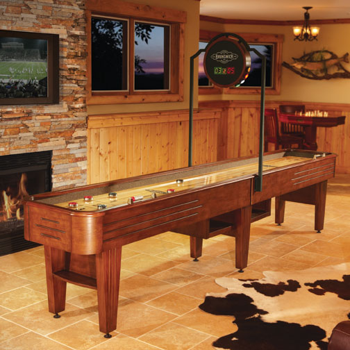 Merveilleux For Our First Installment Of Our Beyond Billiards Section, Weu0027re Diving  Into Table Shuffleboard. First, A Little Background: