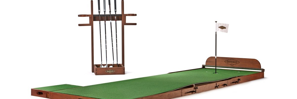 Only Green putting green