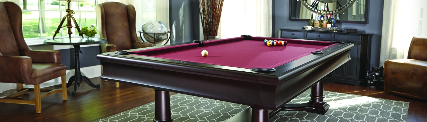 Know How Much Room You Need For A New Billiards Table Game On