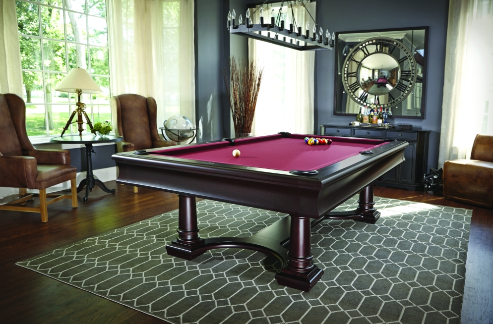 Know How Much Room You Need For A New Billiards Table Game On - 44x88 pool table